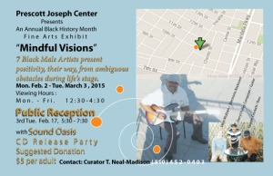 back of Mindful Visions Announcement Card Feb 2015
